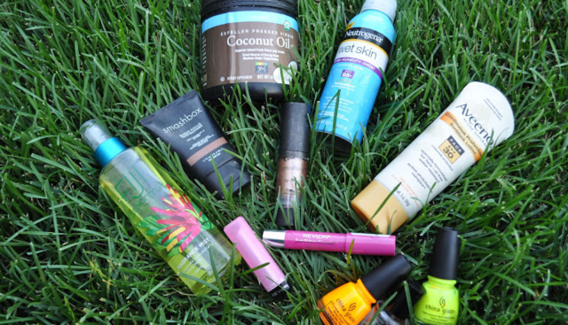 Michelle's Summer Beauty Essentials
