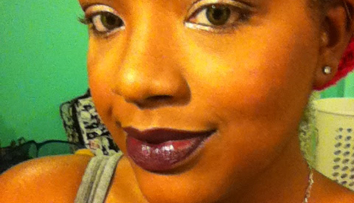 FOTD: Black Cherry Lips