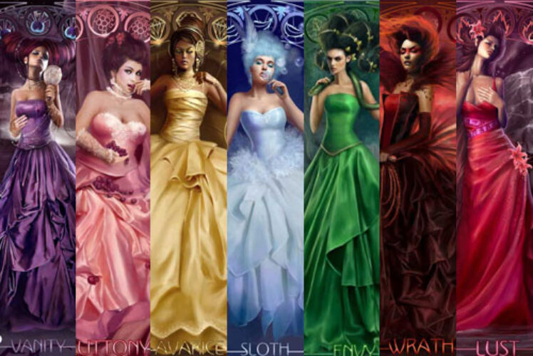 TAG: 7 Deadly Beauty Sins
