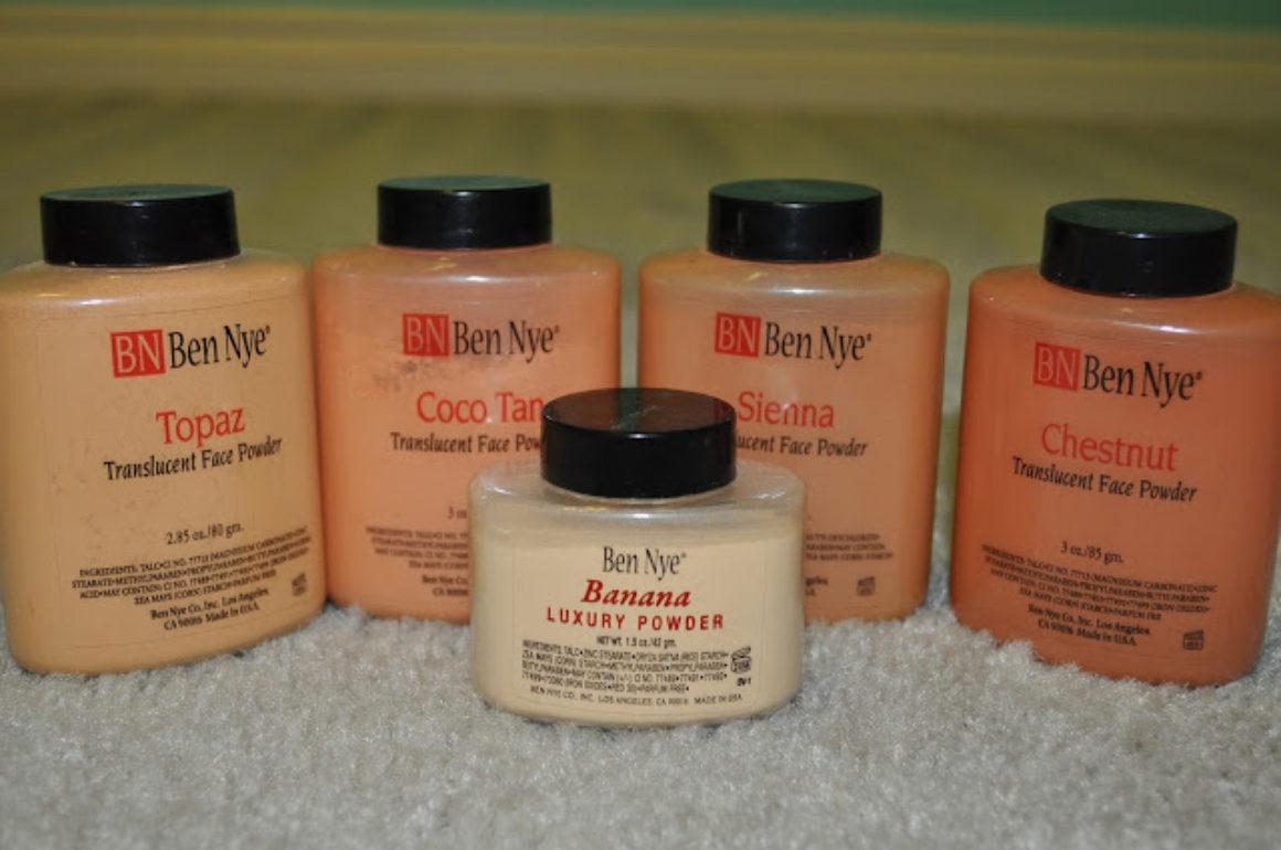 Review: Ben Nye Loose Powders