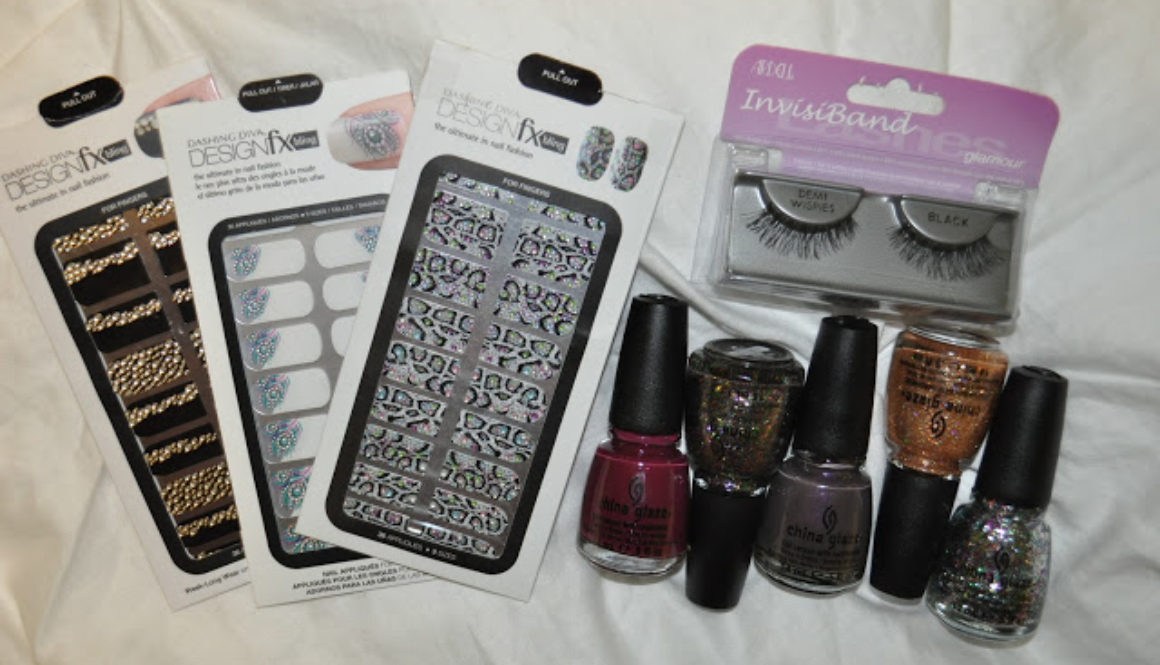 The Nail File: Haul