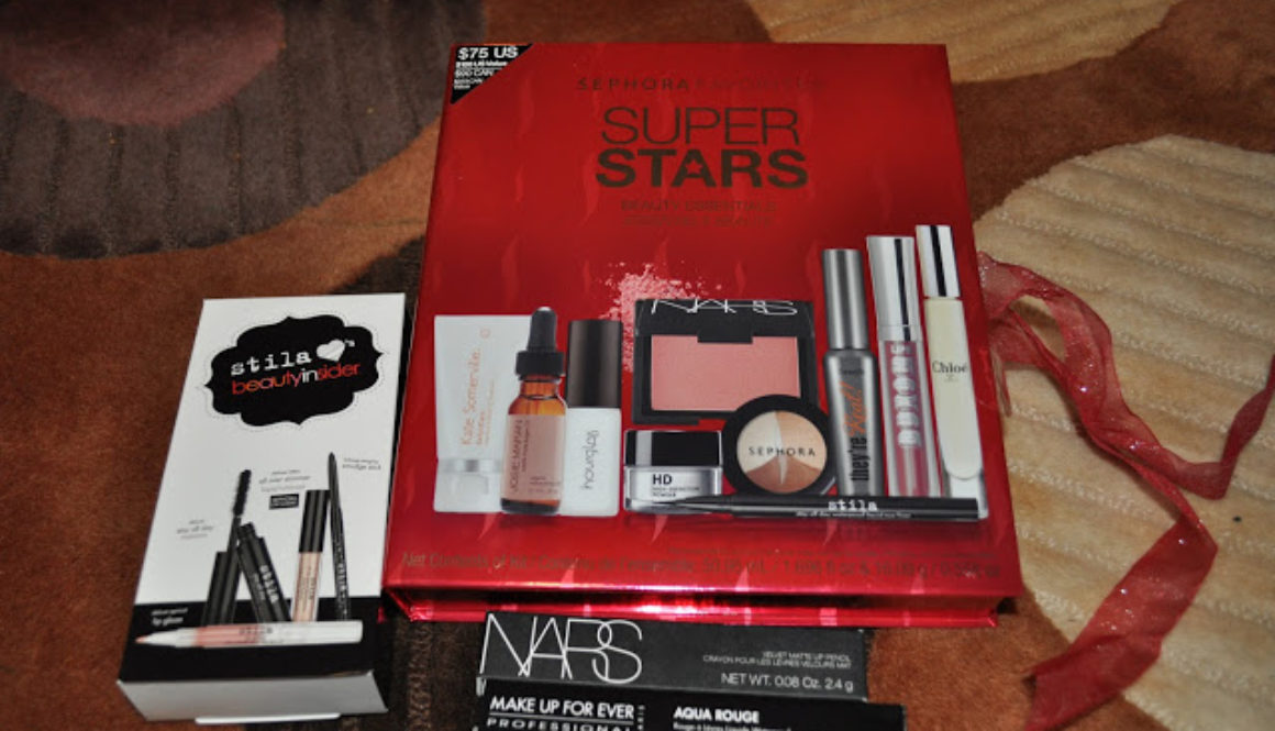 Haul: Sephora Friends & Family