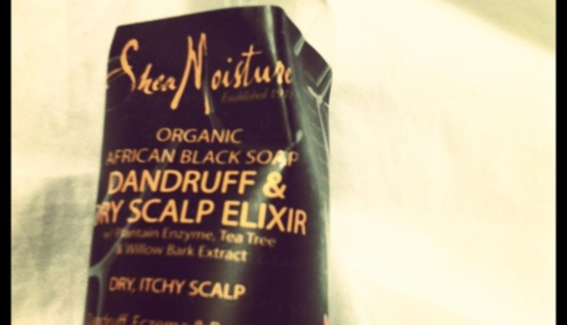 Hair: @SheaMoisture4u Dandruff & Dry Scalp Elixir Review & #TGHBPSCupdate