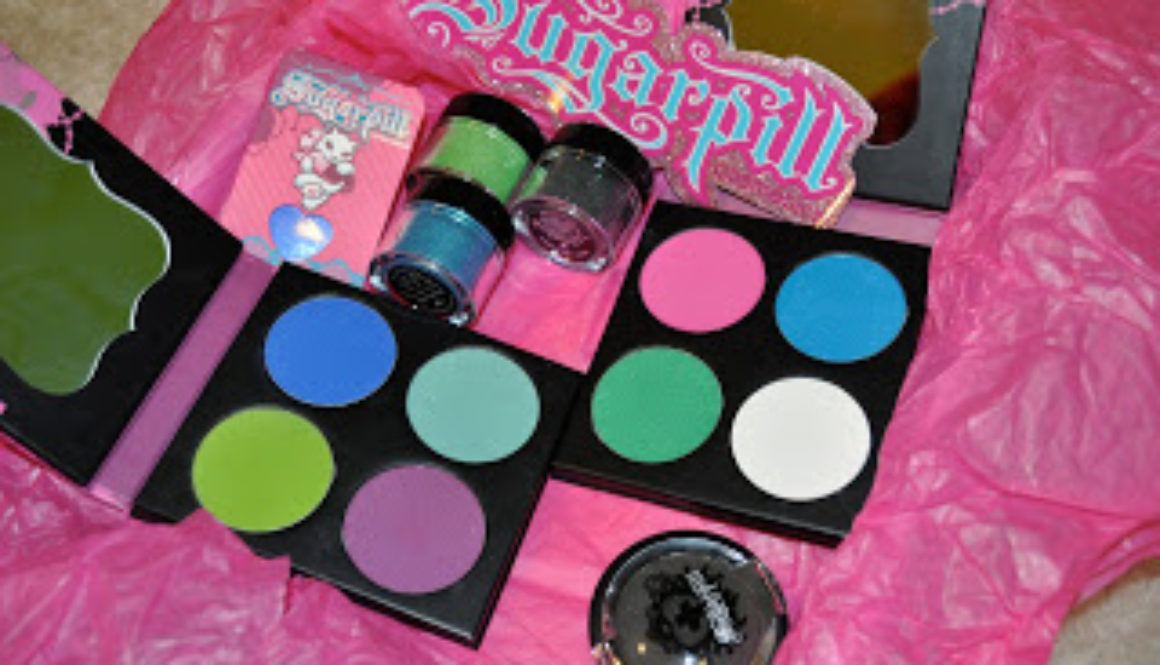 Black Friday Haul: @SugarpillMakeup