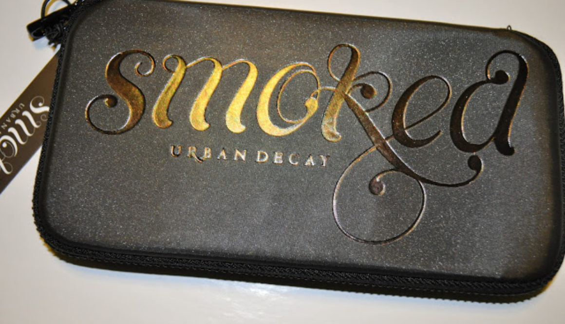 Black Friday Haul: Urban Decay Smoked Palette