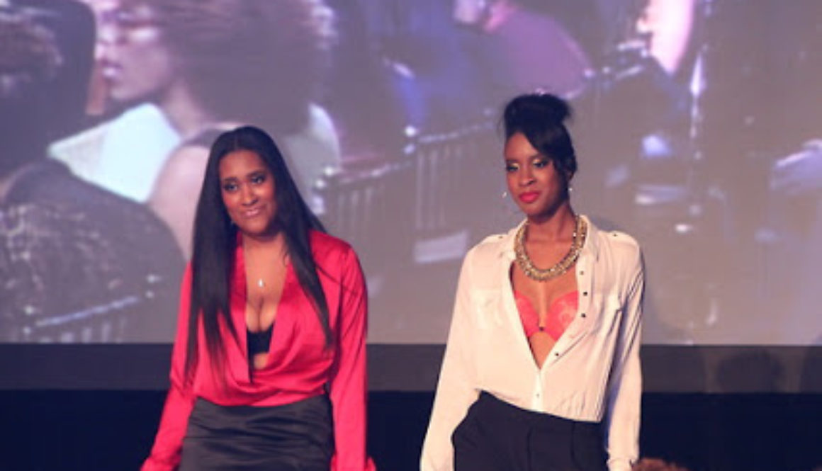 Whew! University of Michigan EnspiRED Fashion Show