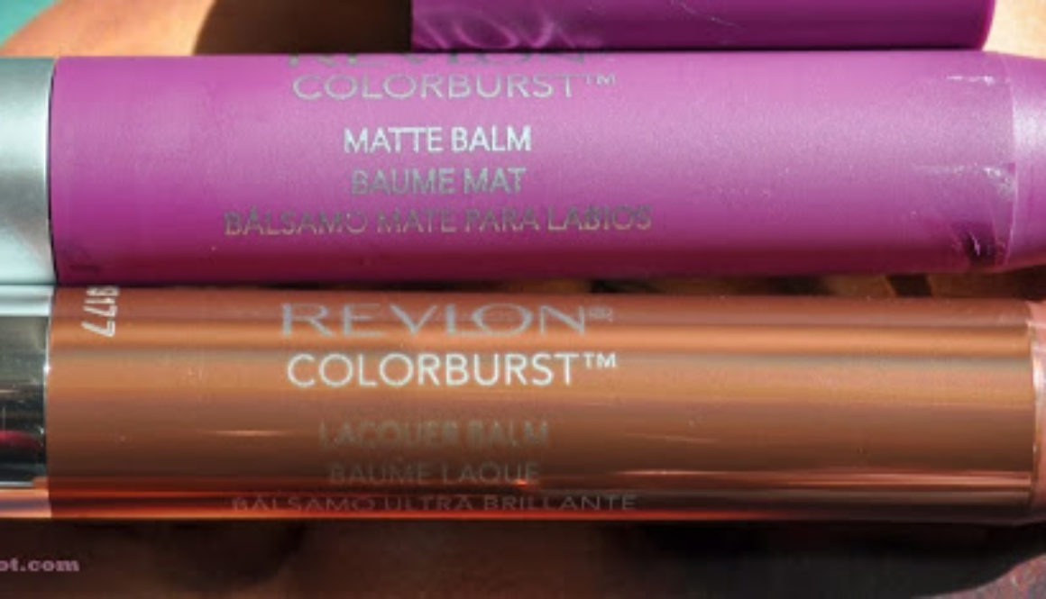 Another Purple?: Revlon ColorBurst Matte Balm & Laquer Balm