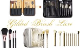 Holiday 2013: Gilded Brush Luxe