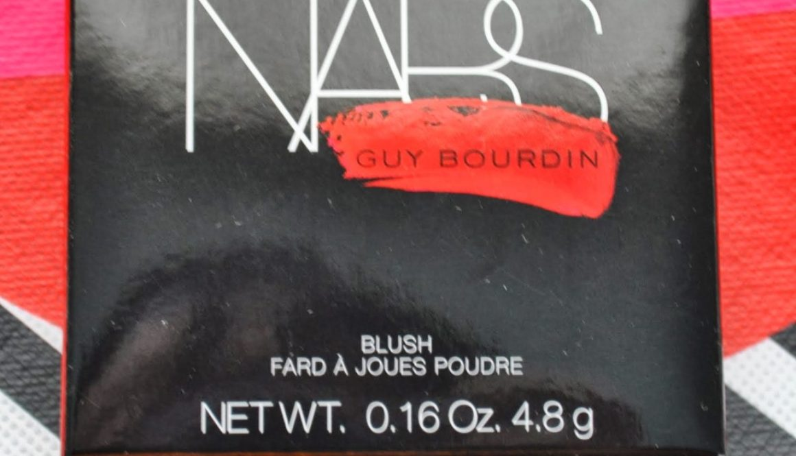"The Lost Files: NARS x Guy Bourdin Limited Edition ""Coeur Battant"" Blush"