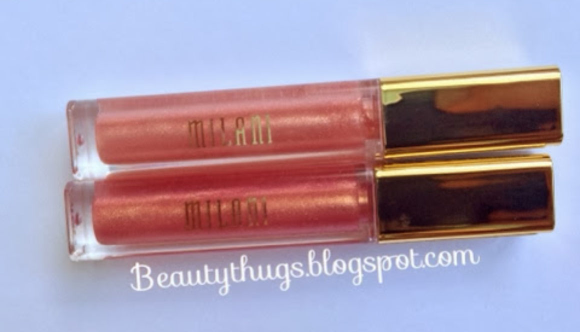 Shimma Shimma: Milani Brilliant Shine Lip Gloss