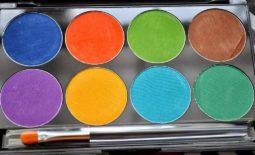 GIVEAWAY: Mehron INtense Pro Pressed Powder Palette in Wind