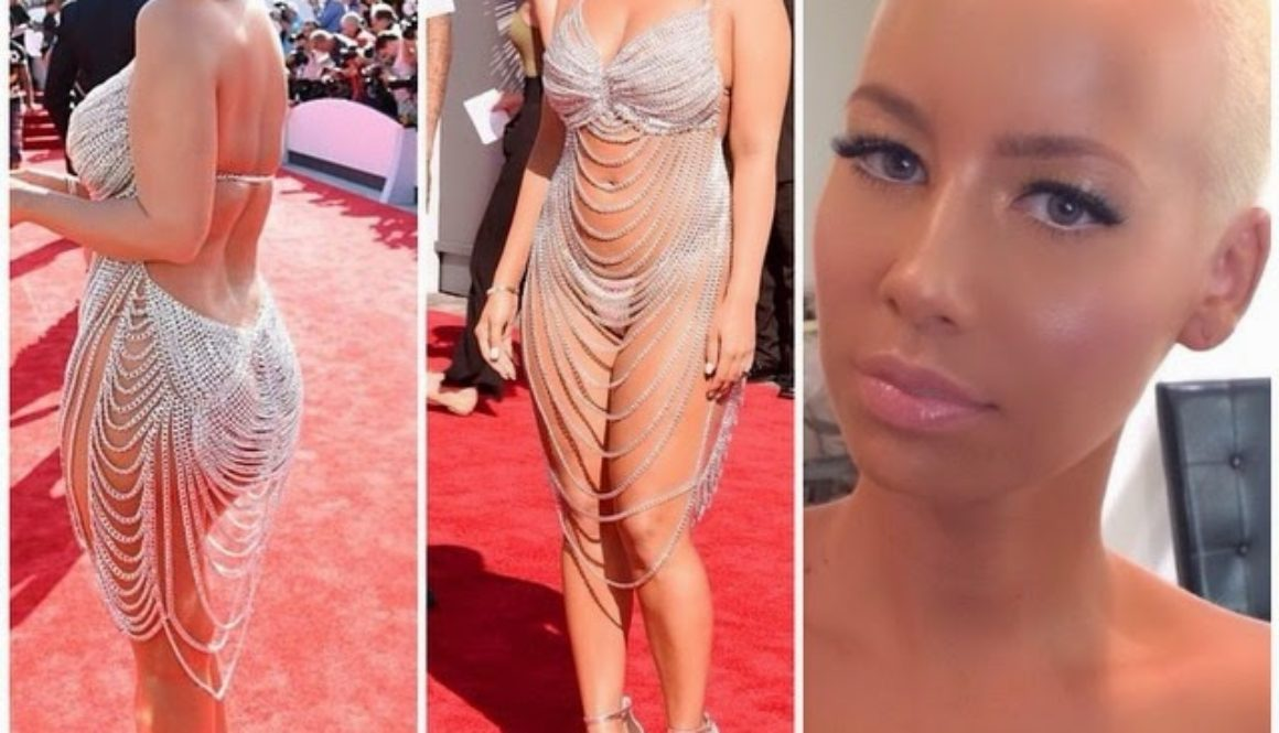 Girl Crush: Amber Rose at the VMAs