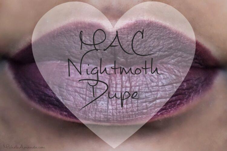 "Dupe Alert: MAC ""Nightmoth"" Lip Liner"