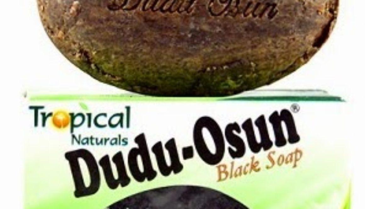 Good Skin Day: Dudu Osun Black Soap