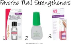 Holy Grails: Nail Strengtheners