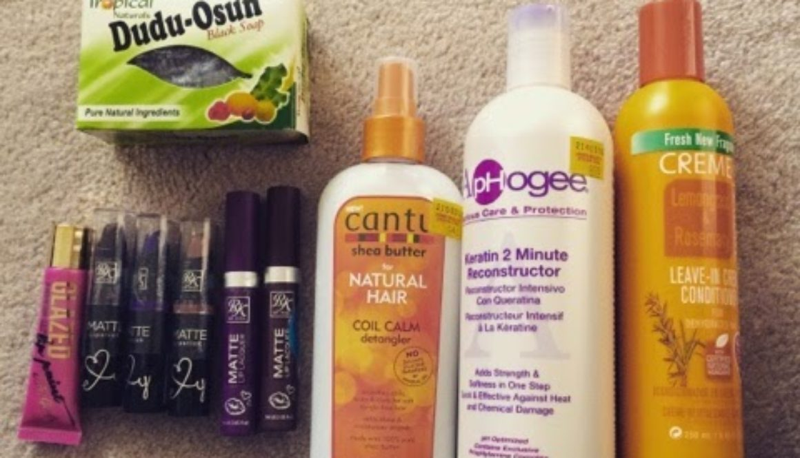 Haul: Beauty Supply Store Essentials