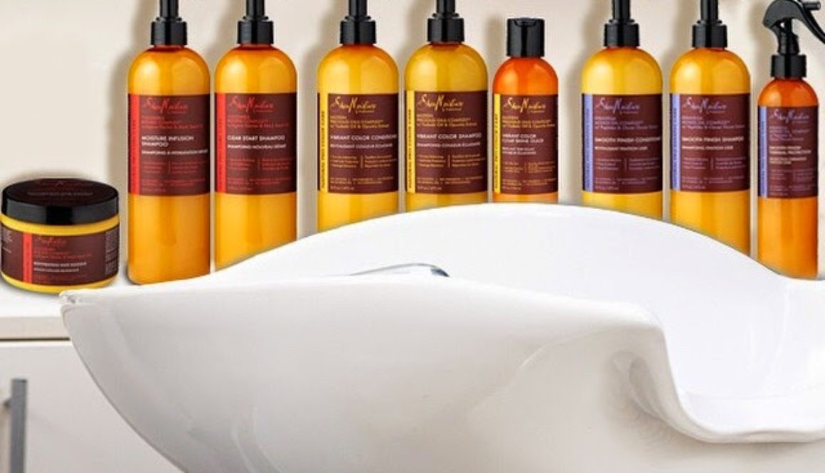 NEW: Shea Moisture Professional Hair Care Collection