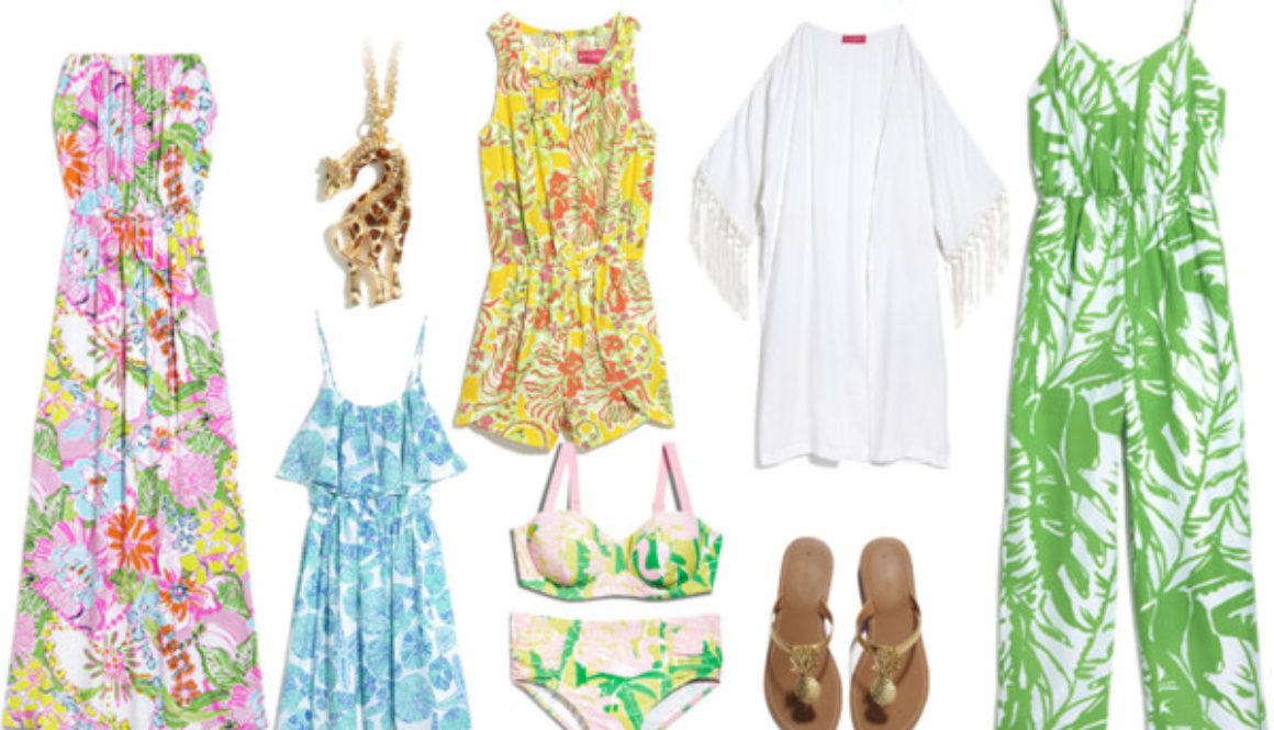 Lust List: Lilly Pulitzer for Target
