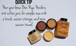 Quick Tip: Repackaging Ben Nye Powders