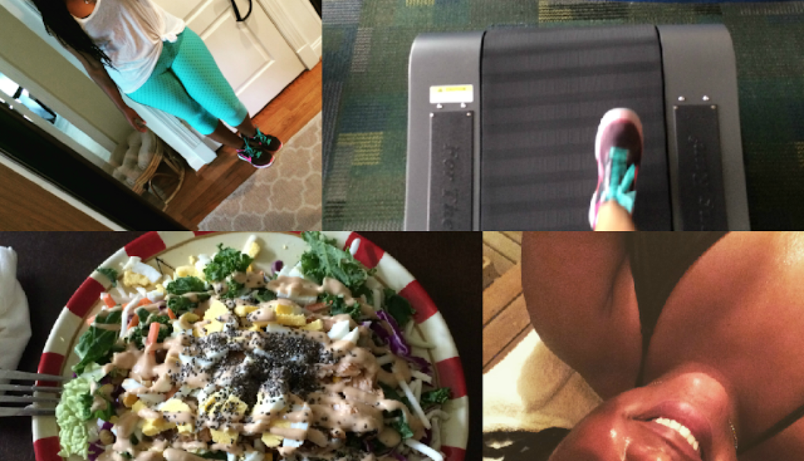 #MichelleAmandaGetsFit: Gym Musings & My 7 Day Exercise Challenge Week One