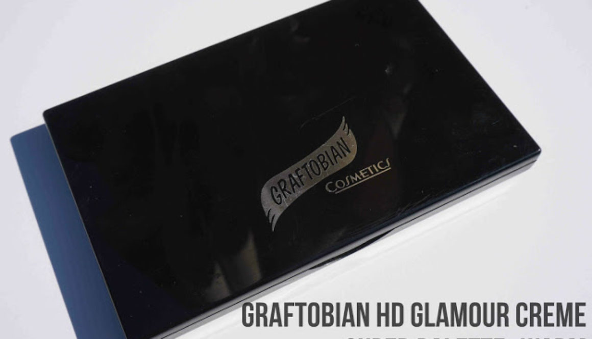 In My Kit: Graftobian HD Glamour Creme Super Palette – Warm