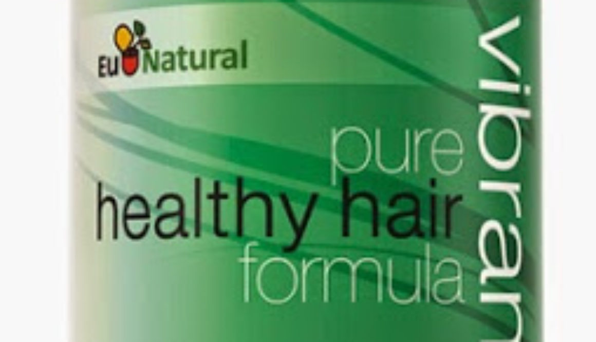 Quick Review: Vibrance Pure Healthy Hair Formula Vitamins