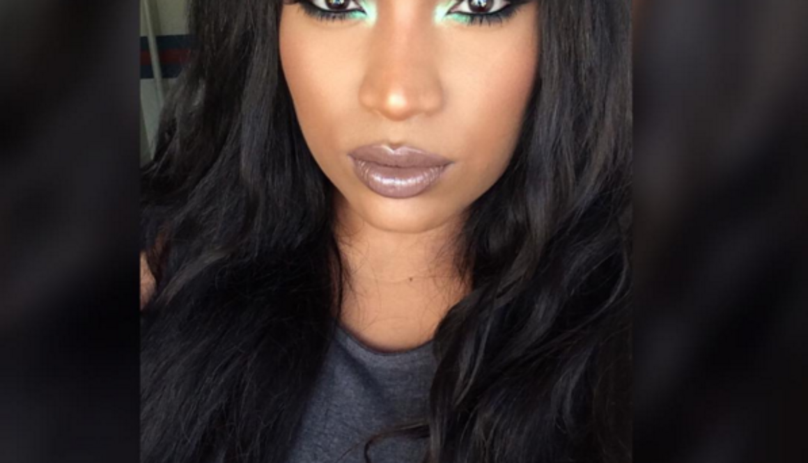 Fall Beauty: Sultry Grey Makeup Look by Irisbeilin