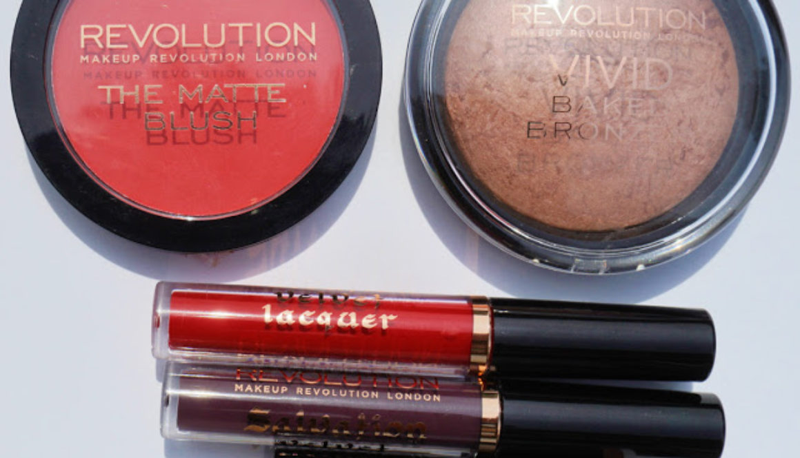 Review: Affordable Beauty with Makeup Revolution