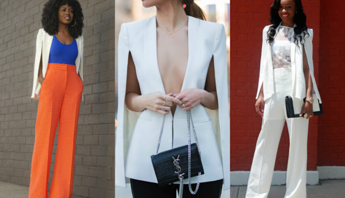 Style Obsession: Cape Detailing