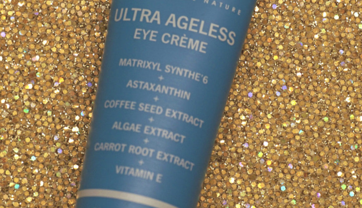Review: OZ Naturals Ultra Ageless Eye Crème