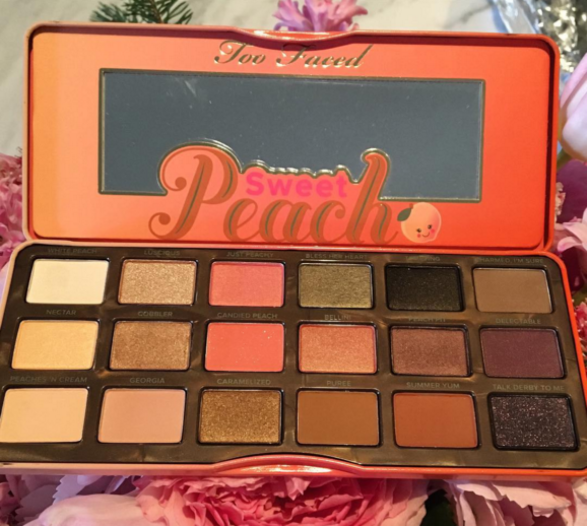 Coming Soon: Too Faced Sweet Peach Palette