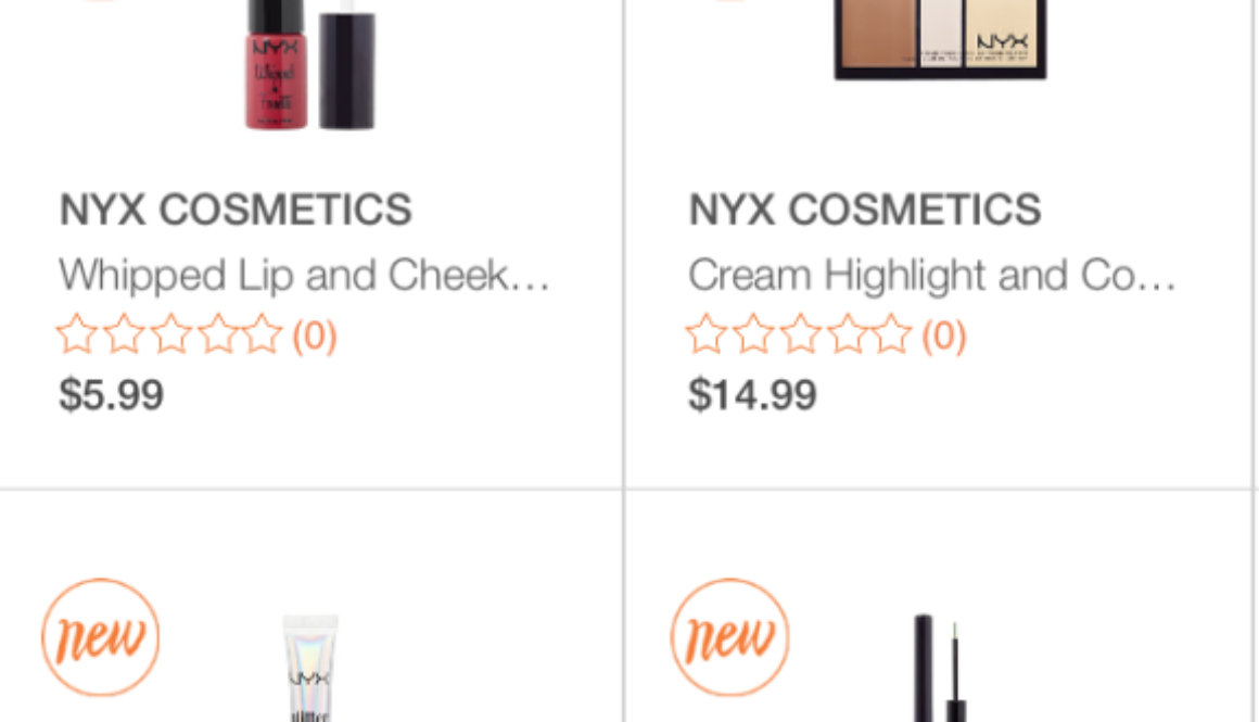 This Just In: NYX Cosmetics New Releases on Ulta.com