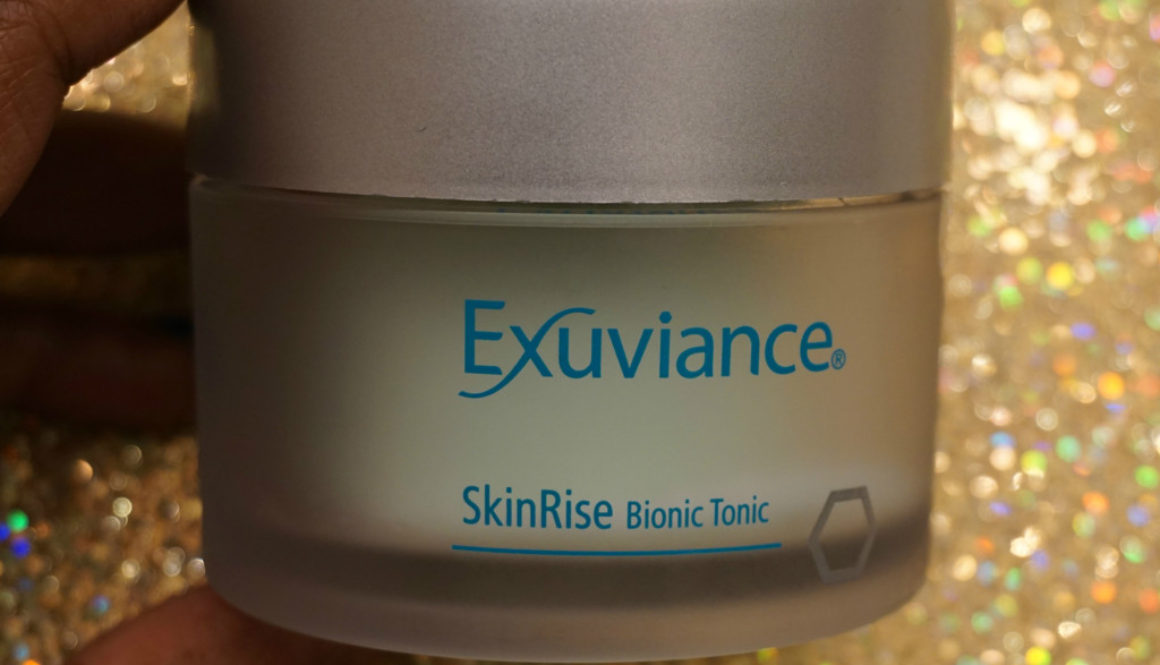 My Secret for Super Skin: Exuviance SkinRise Bionic Tonic