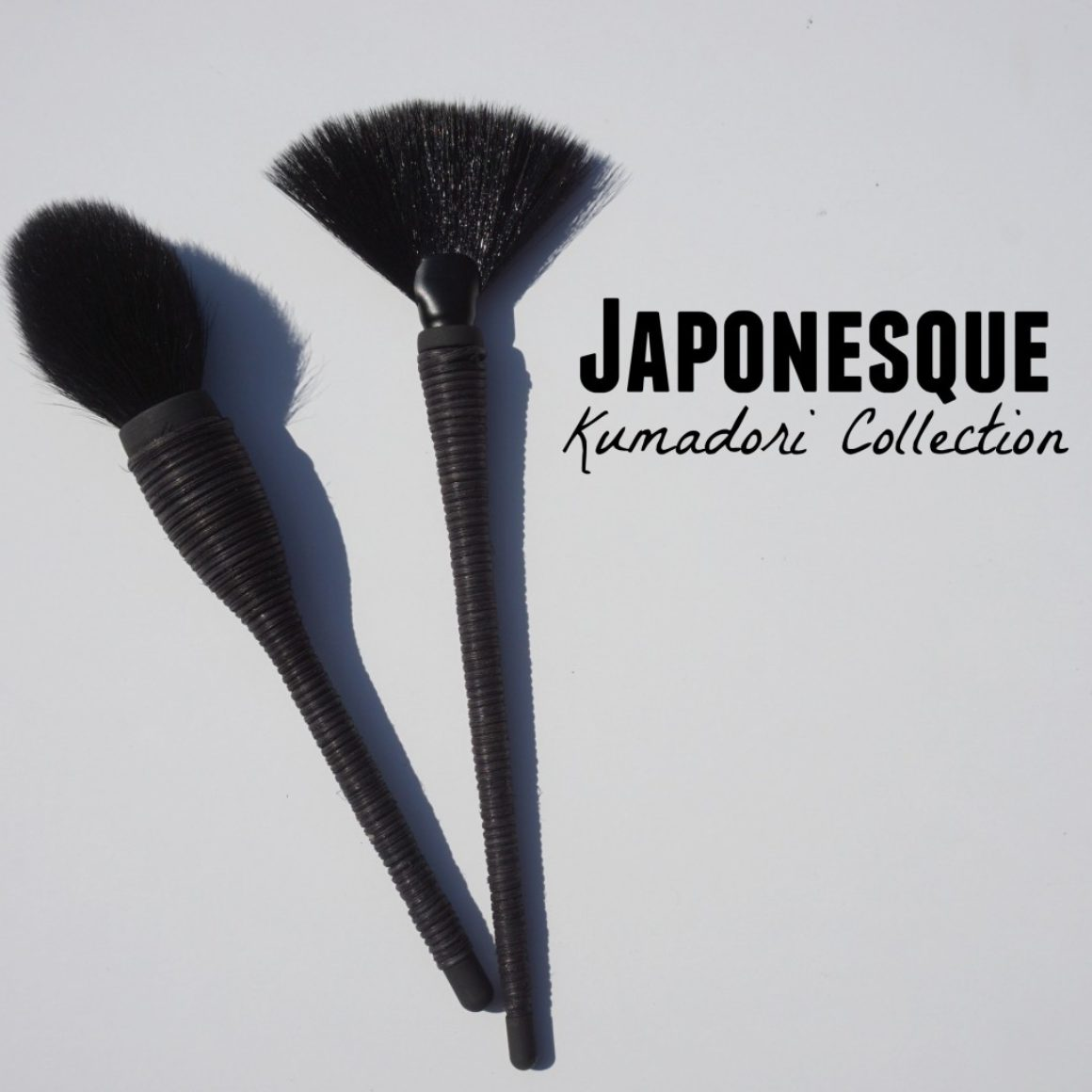 Highlight like a Pro with Japonesque Kumadori Brush Collection