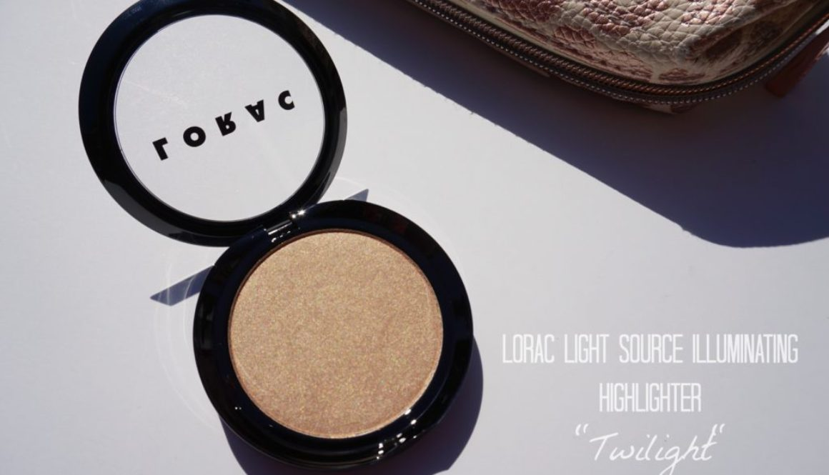 Lorac Illuminating highlighter twilight