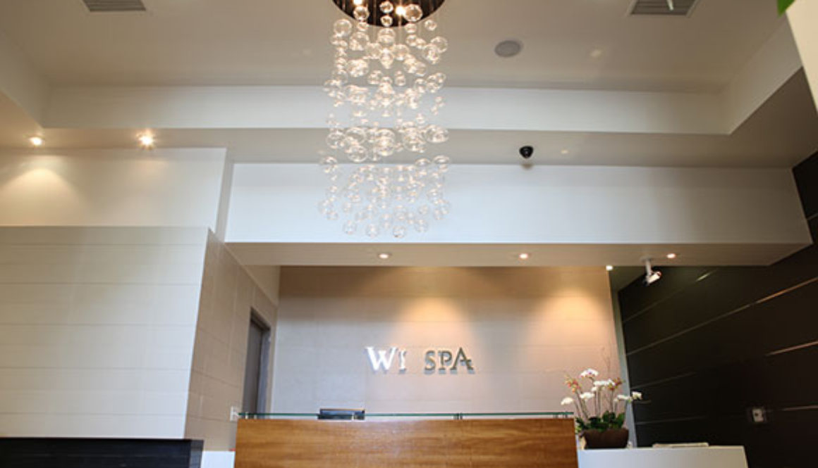 Experience: Getting Naked at Wi Spa