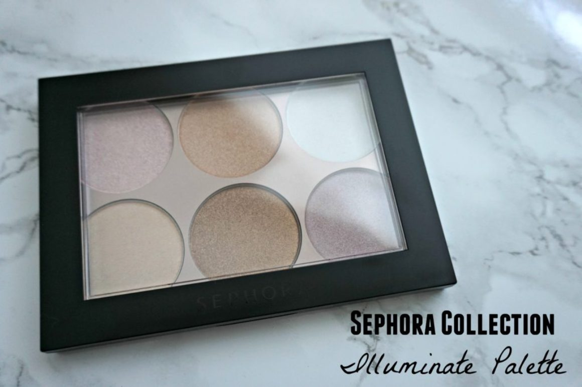 My First Fail of 2017: Sephora Collection Illuminate Palette