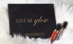 Swatched: Give me Glow #StaplePalette