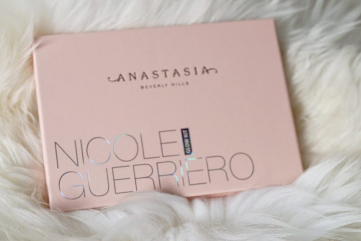 Swatched: Anastasia Beverly Hills X Nicole Guerriero Glow Kit