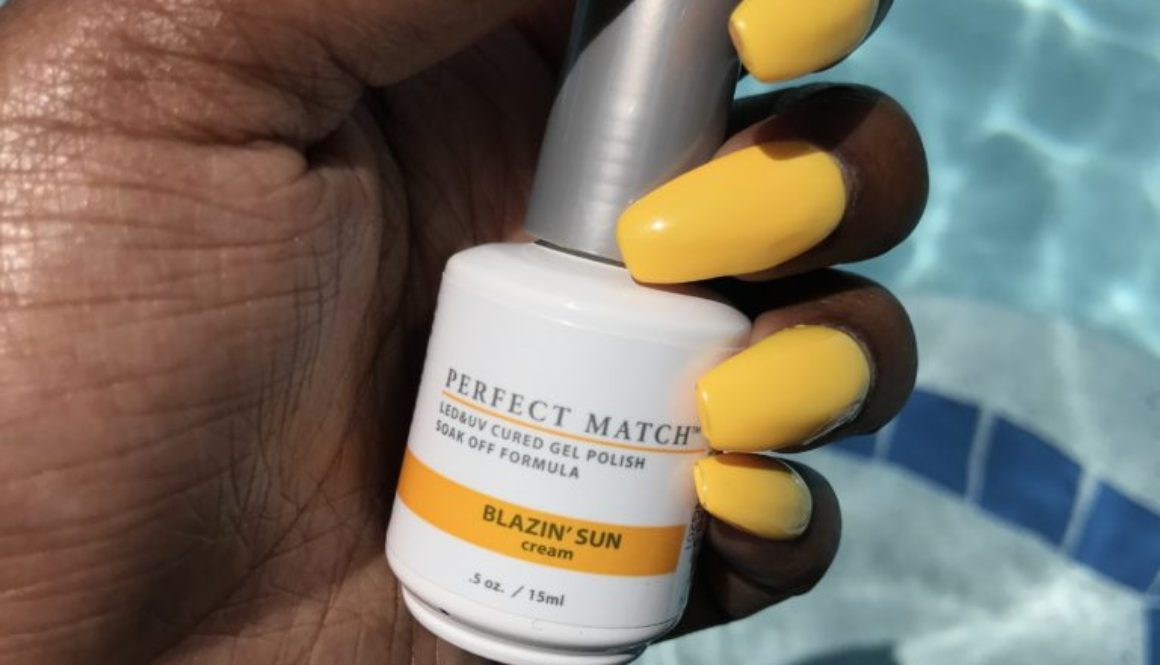 My Summer Nail Obsession: LeChat Blazin' Sun
