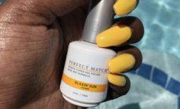 My Summer Nail Obsession: LeChat Blazin' Sun