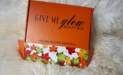 Revealed: Give Me Glow September Beauty Box