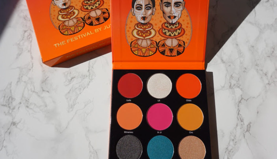 Swatched: The Festival Palette by Juvia's Place