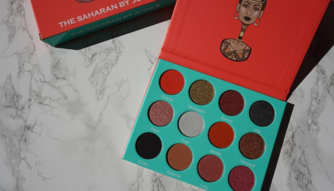 Swatched: The Saharan by Juvia's Place