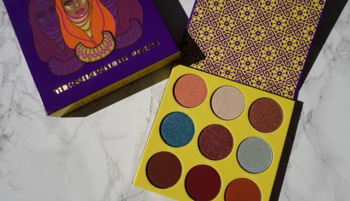 Swatched: The Saharan II by Juvia's Place
