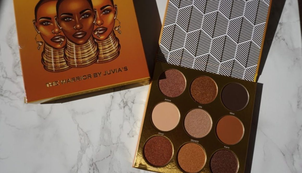 Swatched: The Warrior Palette by Juvia's Place